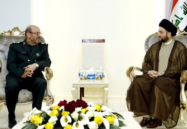 السيد الحكيم يشدد على ضرورة استثمار الظرف الأمني الذي تعيشه البلاد لخلق حالة من التلاحم بين مكونات الشعب العراقي
