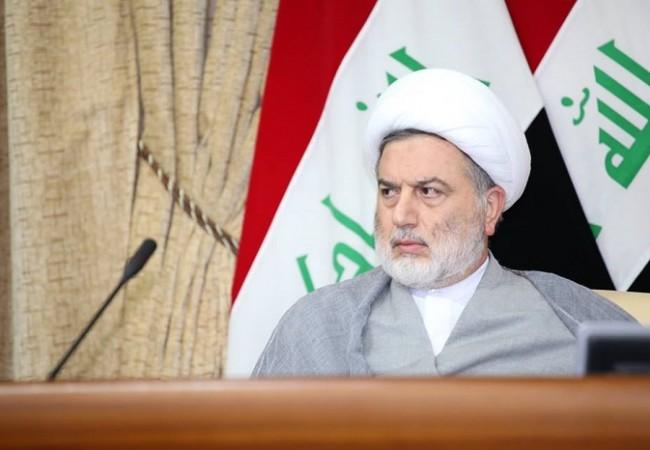 الشيخ همام حمودي: لا مساومة على الحقوق الكاملة للشهداء وضحايا الارهاب