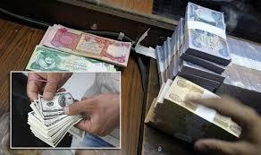 الدولار امس عند 1301 دينار