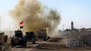 قائد عمليات الفلوجة: الطيران يعالج اهداف داعش بعمق المدينة