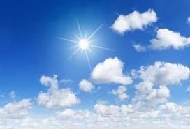طقس اليوم الاحد صحو وانخفاض تدريجي بدرجات الحرارة