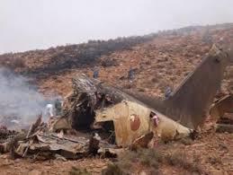 تحطم طائرة عسكرية مغربية ونجاة ربانها
