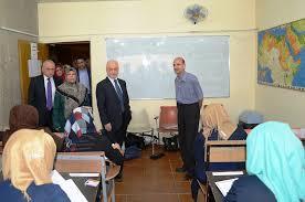 وزير التعليم يطلع على سير الامتحانات في كليات جامعة بغداد بمجمع الجادرية