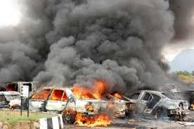 انفجار سيارة مفخخة في وسط العاصمة الليبية واصابة شخص