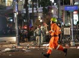انفجار جديد في بانكوك قرب محطة مترو ولا اصابات