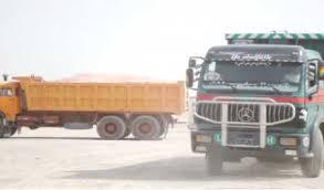 وضع ضوابط لمرور الشاحنات ذات الحمولات الكبيرة في شوارع بغداد