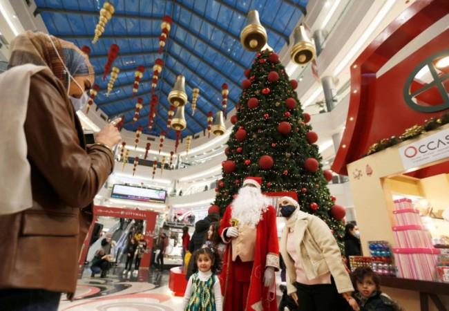 الكمّامات هدايا بابا نويل للأردنيين
