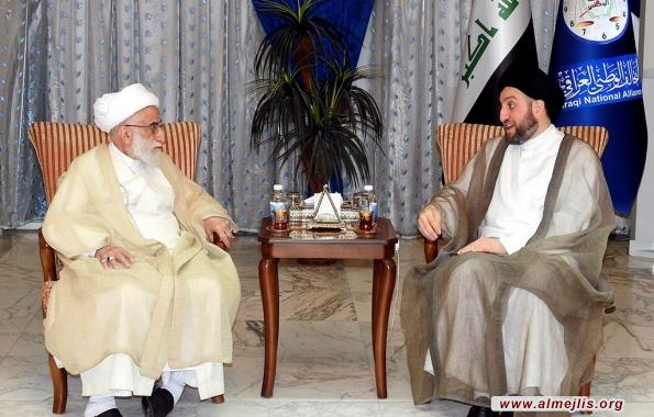 السيد عمار الحكيم يشيد بدور الجمهورية الاسلامية في مكافحة الارهاب ودعم العراق