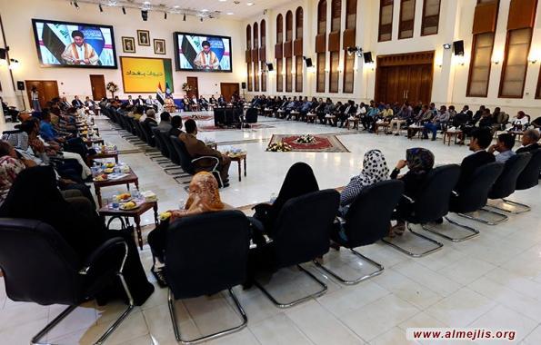 السيد عمار الحكيم: العمل جارٍ على اعادة جميع القوى لاجتماعات التحالف الوطني وتوحيد الرؤى