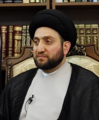 السيد عمار الحكيم: الأمة حريّ بها أن تنهل من النبع الصافي للامام الصادق (ع) لتعود عزيزة وقوية