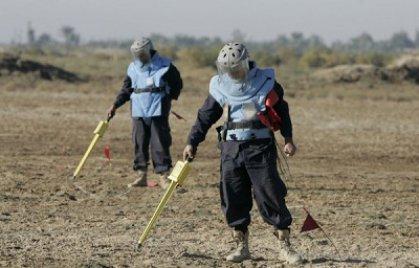 البيئة: مجاميع الحديد بكلية تربية القادسية خالية من التلوث الاشعاعي
