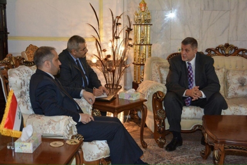 وزير العدل لكوبيتش: اعددنا خطة لاستئناف العمل في الدوائر العدلية بعد التحرير