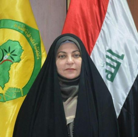 دوش تدعو العالم للإحتفاء بصمود المرأة العراقية