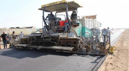 شركة حمورابي تواصل اعمالها في مقاطع مشروع ط6