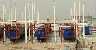 انجاز اكبر وحدة لتصفية المياه خاصة بالمدينة الرياضية في البصرة بعملية الحفر النفقي