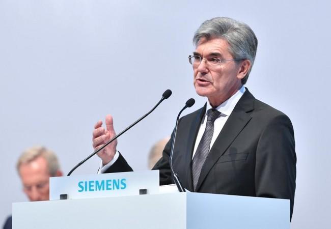 شركة سيمنس تعلن توقيعها  ثلاث عقود رئيسية لإقامة محطة توليد تعمل بالغاز الطبيعي و تحديث 40 توربين غازي و اقامة 13 محطة فرعية