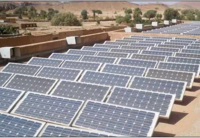 وزارة الصناعة والمعادن تعد دراسة حول افاق ومستقبل الطاقة الشمسية في العراق