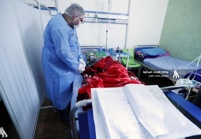 الصحة تسجل 6558 إصابة جديدة بكورونا وشفاء 5055
