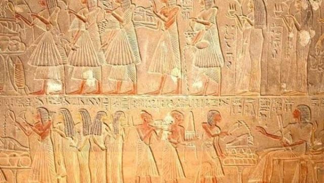 أنواع الأقمشة في مصر الفرعونية