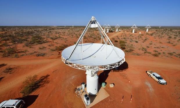 تلسكوب أسترالي يرسم خريطة للفضاء بسرعة قياسية