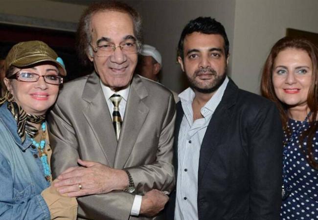 عائلته تكشف الحالة الصحية للفنان المصري محمود ياسين