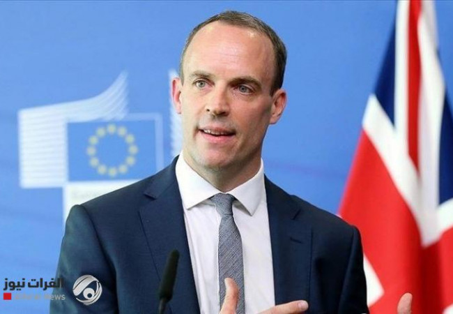 وزير الخارجية البريطاني يزور بغداد الأسبوع المقبل