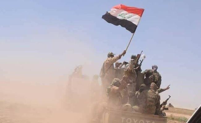 """الحشد الشعبي يعلن انطلاق المرحلة الاخيرة من عملية """"زور شيخ بابا"""" في ديالى"""